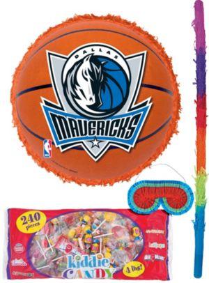 Dallas Mavericks Pinata Kit
