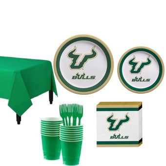 South Florida Bulls Basic Party Kit for 40 Guests
