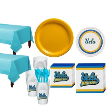UCLA Bruins Basic Party Kit for 40 Guests