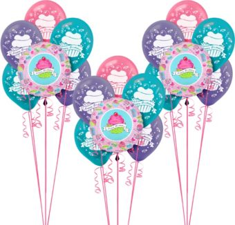 Birthday Sweets Balloon Kit