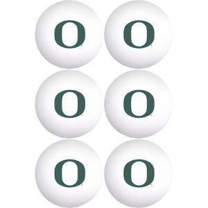 Oregon Ducks Pong Balls 6ct