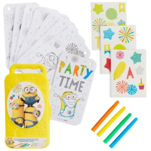 Despicable Me Sticker Activity Box