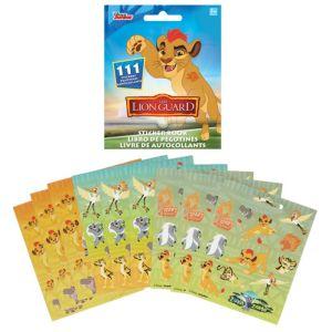 Lion Guard Sticker Book 9 Sheets