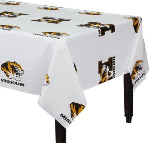 Missouri Tigers Table Cover
