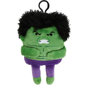 Clip-On Square Hulk Plush - Avengers