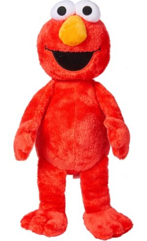 Elmo Plush - Sesame Street