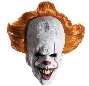 Adult Creepy Pennywise Mask - It