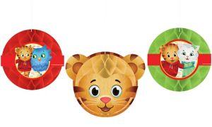 Daniel Tiger Honeycomb Balls 3ct