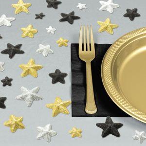 Glitter Star Table Scatter 32ct