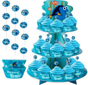 Finding Dory Cupcake Kit for 24