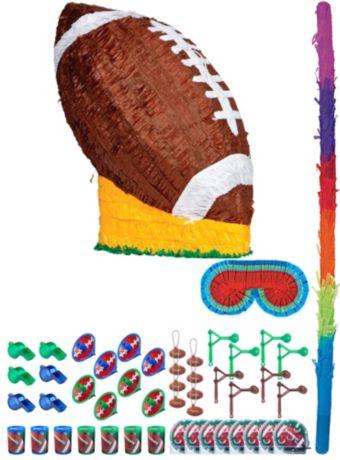 Football Pinata Kit with Favors