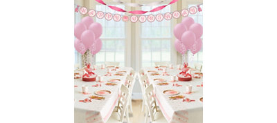 Ballerina Deluxe Party Kit for 16 Guests