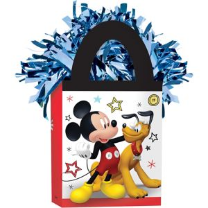 Mickey & Pluto Balloon Weight