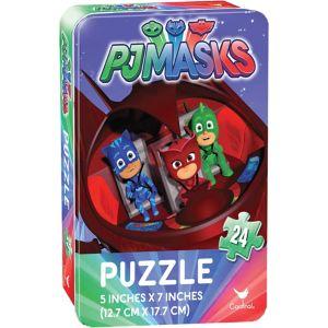 PJ Masks Puzzle Tin 24pc