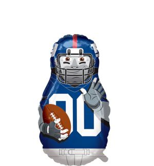 Giant Football Player New York Giants Balloon