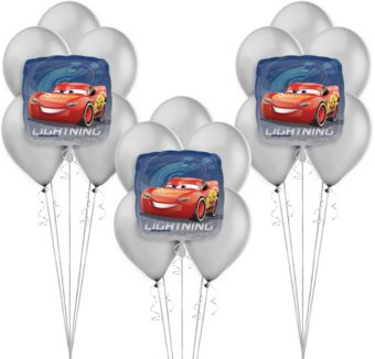 Cars 3 Balloon Kit