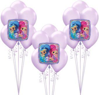 Shimmer and Shine Balloon Kit