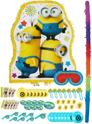 Minion Pinata Kit with Favors