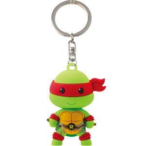 Raphael Keychain - Teenage Mutant Ninja Turtles