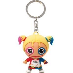 Harley Quinn Keychain - Suicide Squad