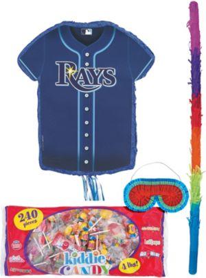 Tampa Bay Rays Pinata Kit