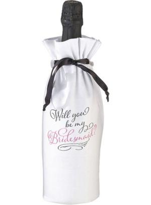 Bridesmaid Wine Bag