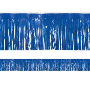 Dark Blue Fringe Decoration