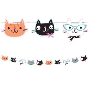 Purrfect Cat Banner