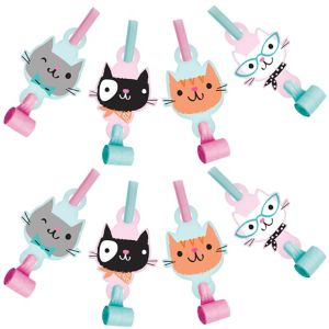 Purrfect Cat Blowouts 8ct