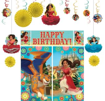 Elena of Avalor Decorating Kit