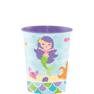 Friendly Mermaid Favor Cup