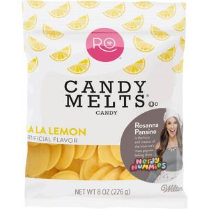 Wilton Rosanna Pansino La La Lemon Candy Melts