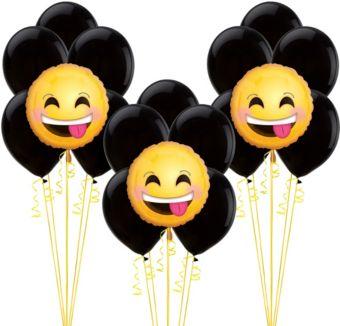 Smiley Balloon Kit