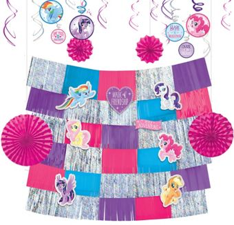My Little Pony Decoration Kit