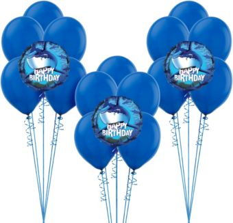 Shark Balloon Kit