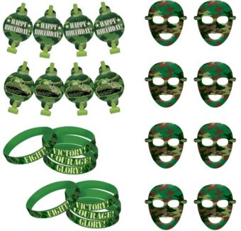 Camouflage Accessories Kit