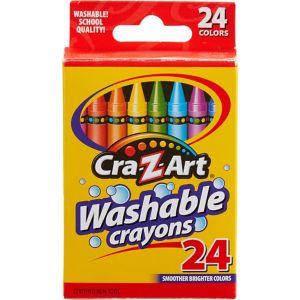 Cra-Z-Art Washable Crayons 24ct
