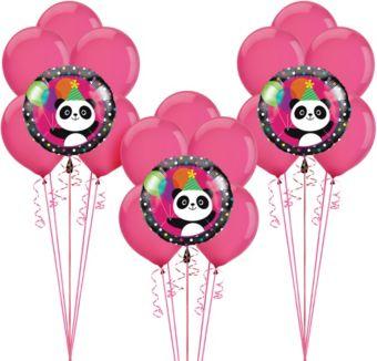 Panda Party Balloon Kit