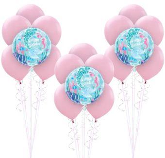 Mermaid Balloon Kit