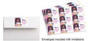 Custom Barbie Sticker