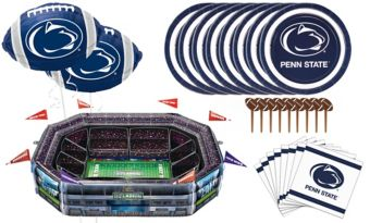 Sunny Anderson's Infladium: Penn State Nittany Lions Snack Stadium Kit