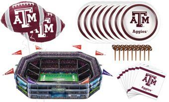Sunny Anderson's Infladium: Texas A&M Aggies Snack Stadium Kit