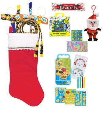 Smiley Stocking Stuffer Kit