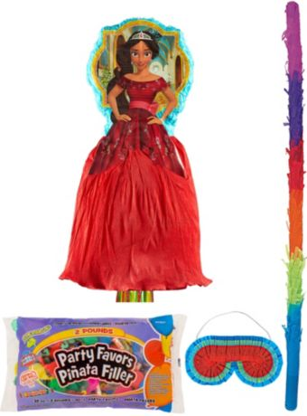 Elena of Avalor Pinata Kit with Candy & Favors