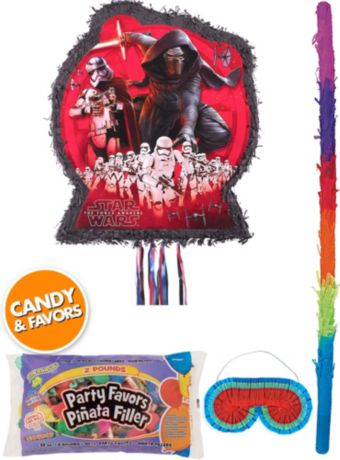 Star Wars 7 The Force Awakens Pinata Kit with Candy & Favors