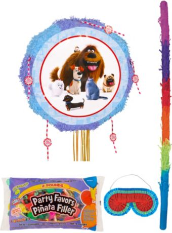 The Secret Life of Pets Pinata Kit with Candy & Favors