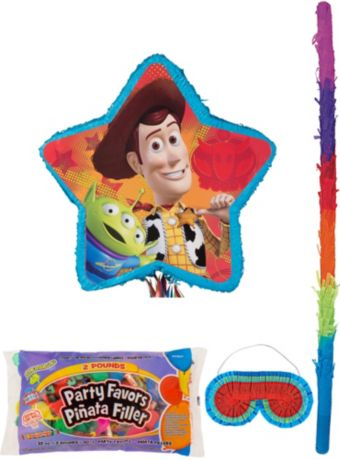 Toy Story Pinata Kit with Candy & Favors