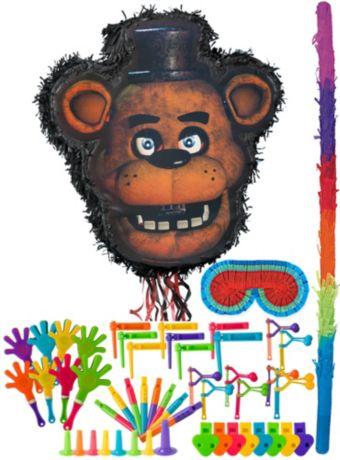 Freddy Fazbear Pinata Kit with Favors - Five Nights at Freddy's