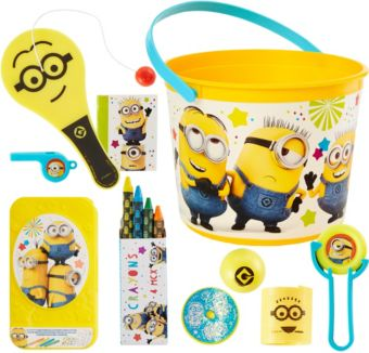 Despicable Me 3 Ultimate Favor Kit for 8 Guests