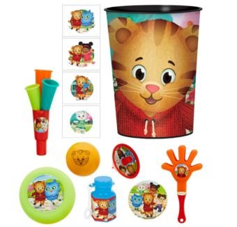 Daniel Tiger's Neighborhood Super Favor Kit for 8 Guests